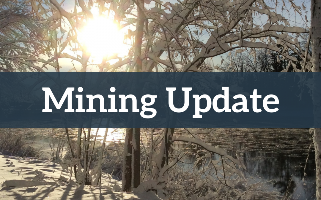 January 2021 Mining Update | Permit DENIED, Back Forty Project, Menominee River